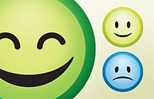 Your Feedback smileys